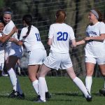Girls Soccer Tops Bloomfield 1-0