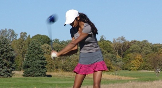 Savannah Haque Named Top Sophomore Golfer in State