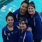 New Record in Swim