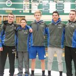 Rochester Wrestling Places 8th at Counties