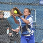 Softball Sweeps Royal Oak