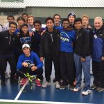 Boys Tennis Caps Banner Season at State Finals
