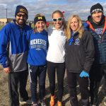 Elizabeth Bulat Finishes Strong at Cross Country Finals