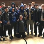 Wrestling Finishes Runner Up at Observerland Tournament