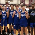 Freshman Boys Basketball Finishes Season Unbeaten!