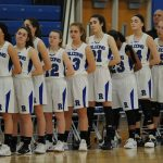 Girls Basketball Wins Share of OAA Blue Title