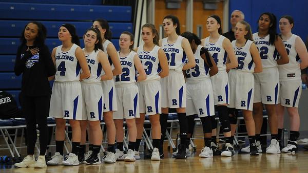 Girls Basketball Wins Share of OAA Blue Title
