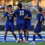 Boys Soccer Wins 3rd in a Row