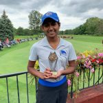 Savannah Haque Wins Davison Invite