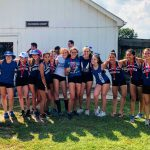 Girls Cross Country Takes first at Old School Classic