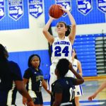 Girls Basketball Doubles up Country Day