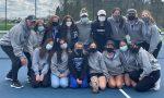 Girls Tennis wins Falcon Invite
