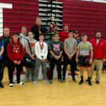 Boys Varsity Wrestling finishes 2nd place at Jackson Invite
