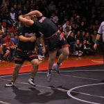 Boys Varsity Wrestling ties Zane Trace 0 – 0
