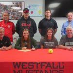 Darby Minor Signs to Continue Softball at Huntington University