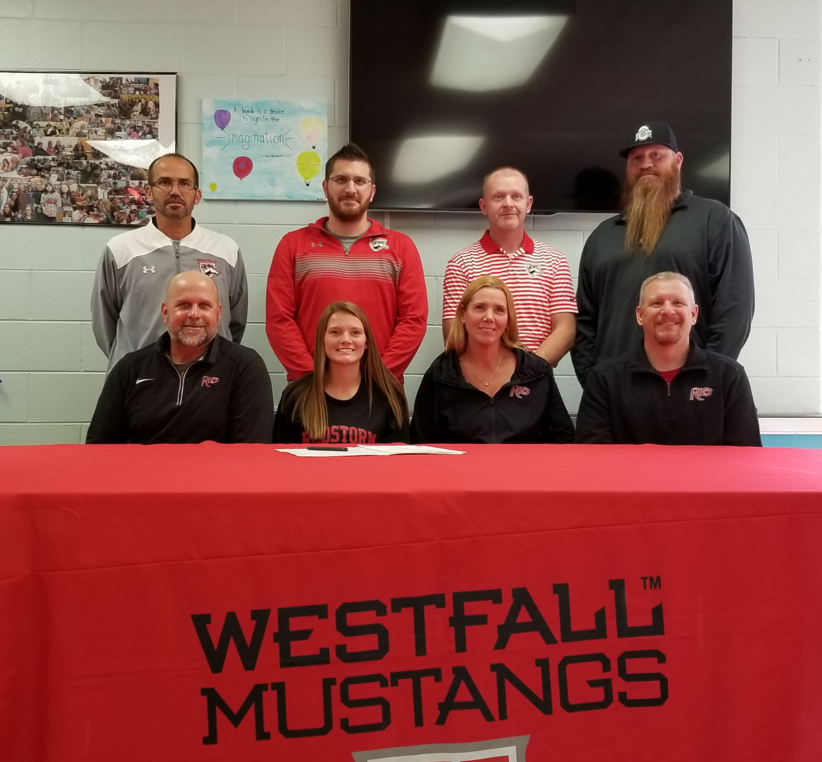 Mada Yates Signs with University of Rio Grande