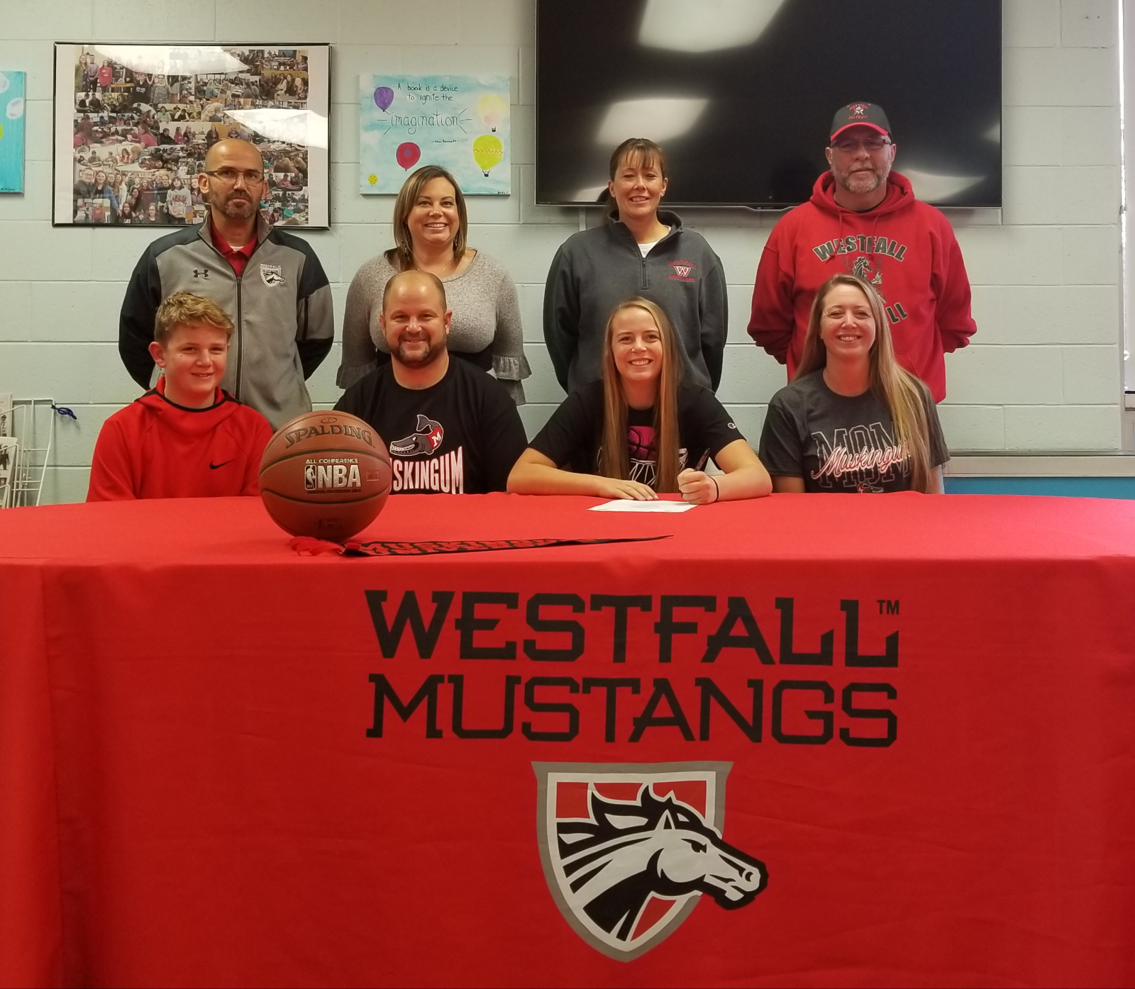 Marcy Dudgeon commits to play basketball at Muskingum Universtiy
