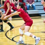 Clarenceville  Volleyball Varsity beats Holly  3-0