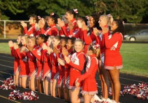 Cheerleading – 2012