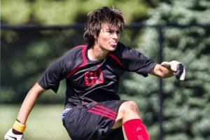 Boys Varsity Soccer vs. John Glenn 8/22/12