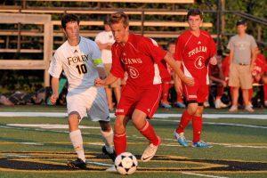 Boys Varsity Soccer vs Bishop Foley