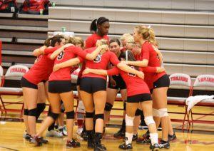 Varsity Volleyball vs. Ferndale 9/18/2012