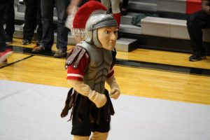 Homecoming Pep Assembly 10/05/2012
