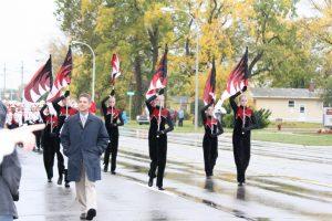 Homecoming Parade 10/05/2012