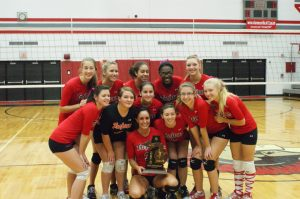 Volleyball 2011 District Champions