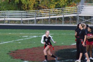 Powder Puff Football 10-4-2012