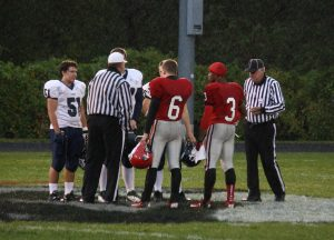 Varsity Football vs. Cranbrook – Homecoming 10/05/2012