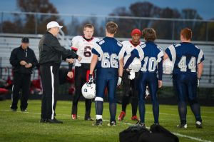 Varsity Football vs Durand 10/19/2012 (by J. Samuels)
