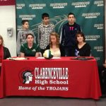 Ashley Murphy signs with Marygrove College