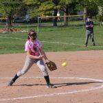 Clarenceville High School Softball Varsity beats Lee M. Thurston High School 10-0