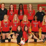 Clarenceville High School Volleyball Varsity falls to Rochester High School 1-2