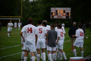 Boys Varsity Soccer vs Riverside Academy West 09-11-2014