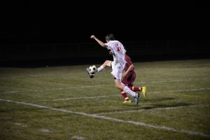 Boys Varsity Soccer vs Franklin Road Christian 09-18-2014