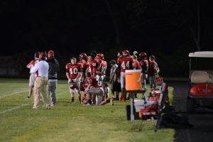 Varsity Football vs Romulus 09-26-2014