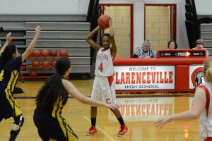 Girls Varsity Basketball vs Fordson 12-19-2014