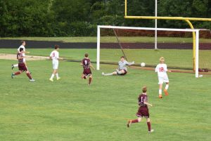 Boys Varsity Soccer vs Hazel Park 08-24-2015