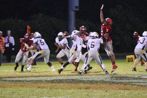 Varsity Football vs Annapolis – 09-11-2015