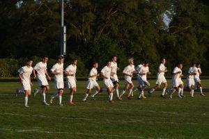 Boys Varsity Soccer vs Redford Union 09-14-2015