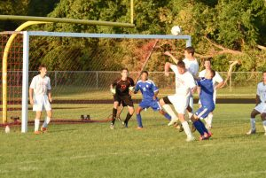 Boys Varsity Soccer vs Garden City 09-16-2015
