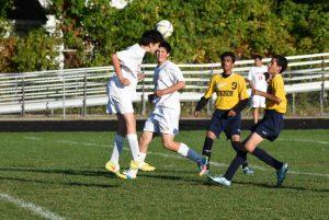 Boys JV Soccer vs Fordson 10-05-2015