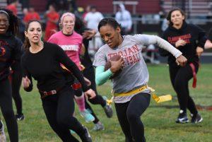 CHS Girls Powder Puff Football Game – 10-06-2015
