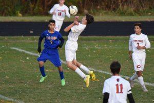 Boys Varsity Soccer vs Dearborn Star International 10-19-2015 – Districts Round 1