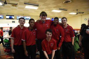 Varsity Bowling Doubles Tournament 01-23-2016