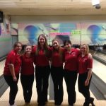 Clarenceville High School Girls Varsity Bowling beat Belleville High School 24-6