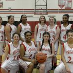 Clarenceville High School Girls Varsity Basketball beat Lutheran High School South 33-20