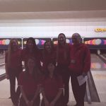 Clarenceville High School Girls Varsity Bowling finishes 2nd place